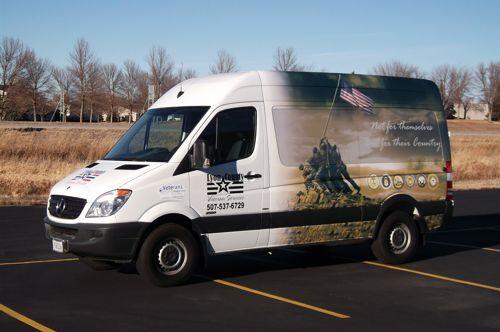 Veterans Van