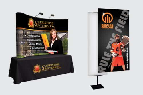 Trade Show Display Picture