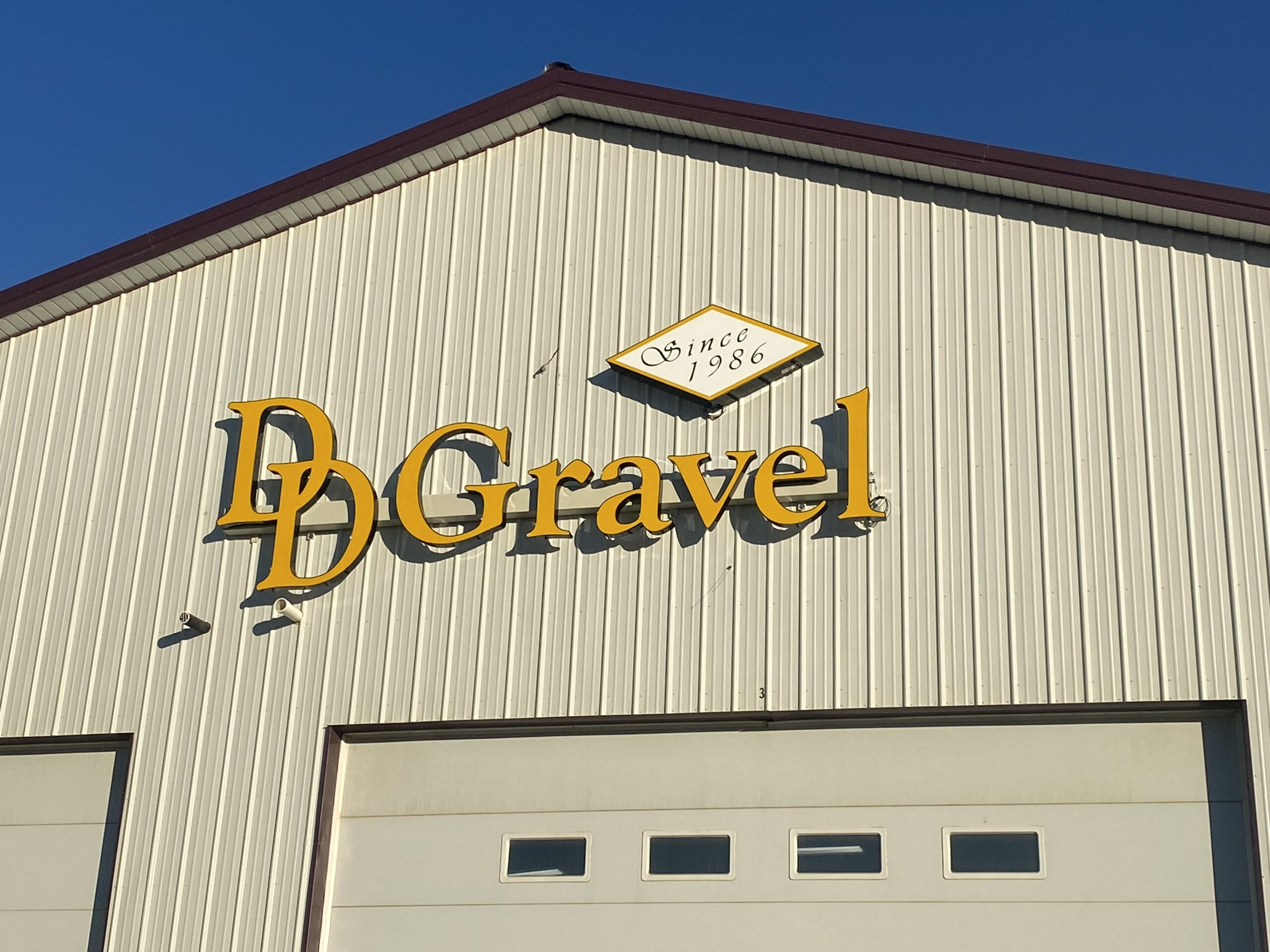 D&D Gravel